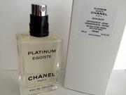 Туалетная вода Chanel Platinum Egoiste 100 тестер