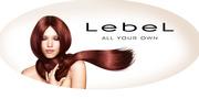 Японская профессиональная косметика для волос LEBEL